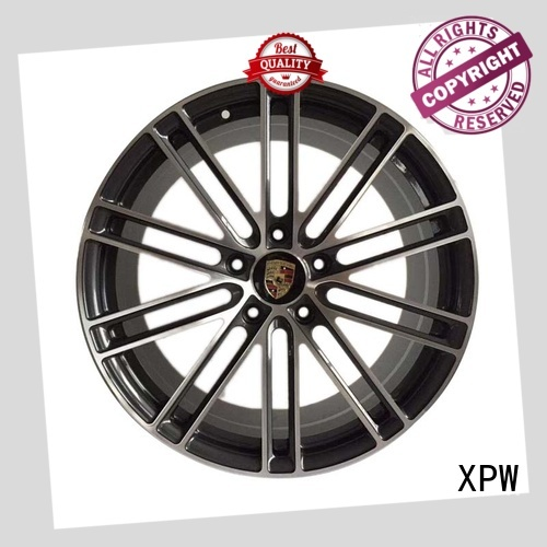 XPW novel design porsche panamera rims manufacturing for Benz car series
