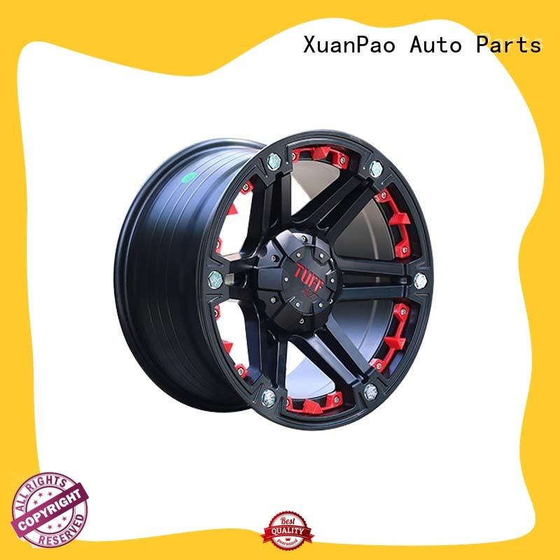 professional custom suv wheels auto customized for SUV cars