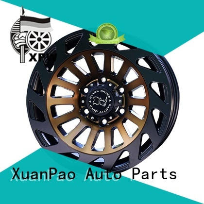 XPW professional suv alloy wheels manufacturing for cars
