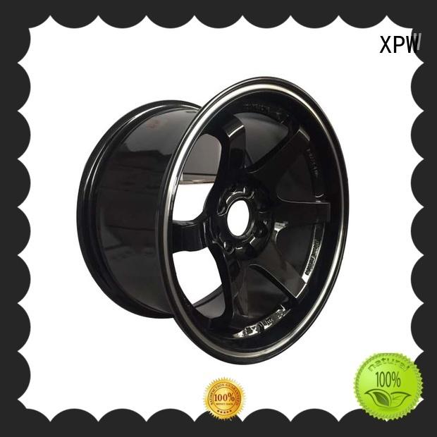 XPW long lasting 15 inch aluminum rims customized for vehicle
