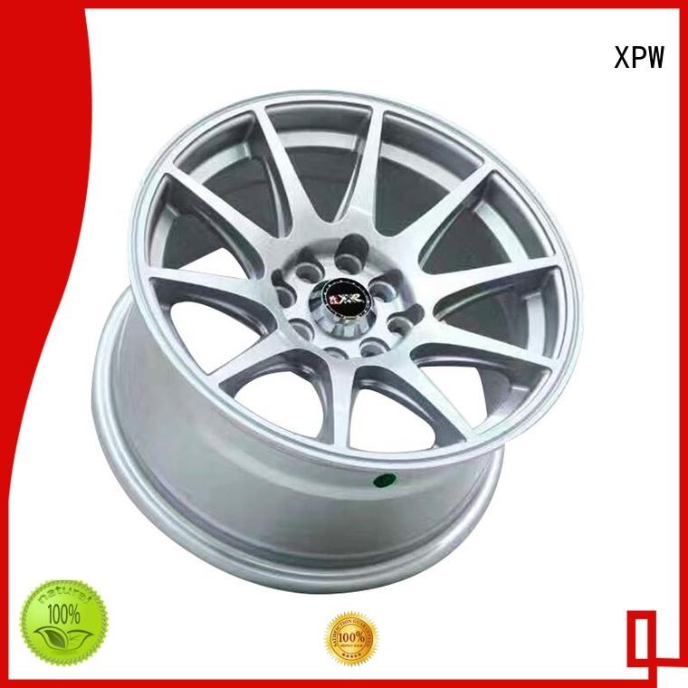 XPW white 15 inch aluminum rims wholesale for Toyota