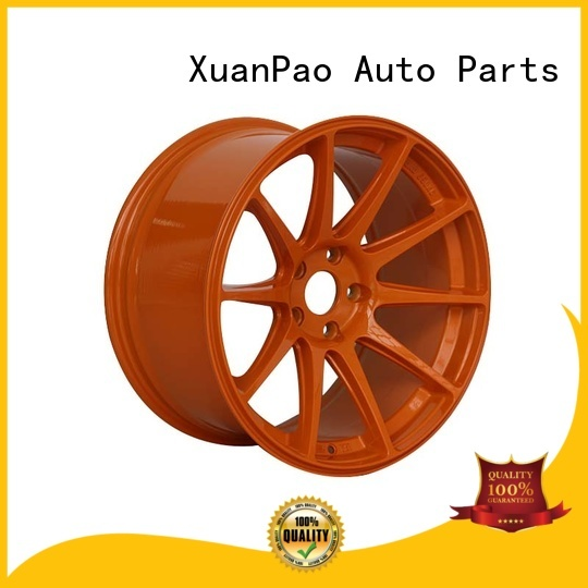 custom 18 inch steel rims wide sides manufacturing for Honda series