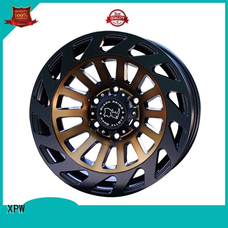 XPW professional suv wheels alloy for SUV cars