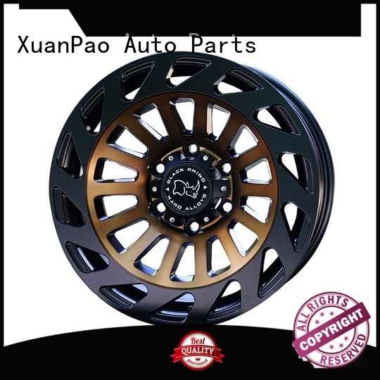 durable suv wheels manufacturing for SUV cars