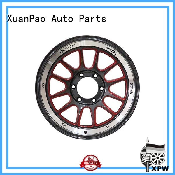 XPW reliable 18 inch alloys OEM for cars