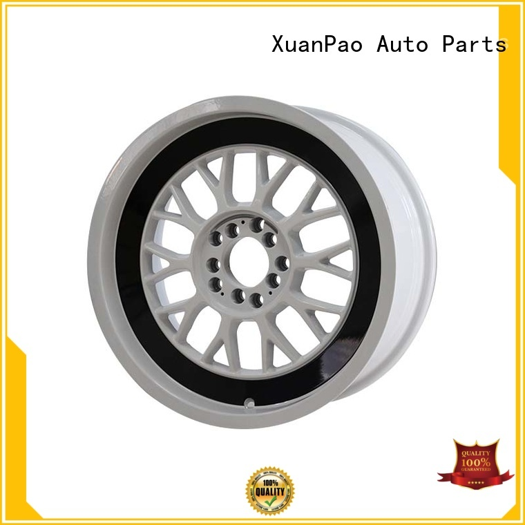 XPW high quality 15 inch trailer wheels customized for vehicle