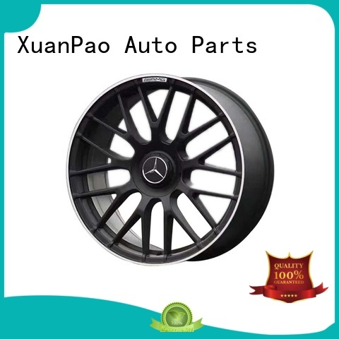 XPW alloy mercedes oem rims manufacturing