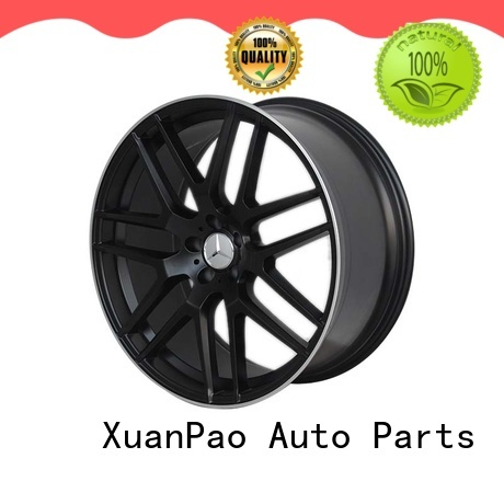 XPW matte black mercedes custom wheels manufacturing for Benz car series