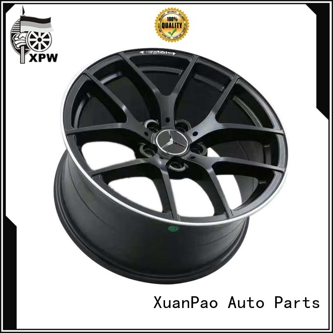 professional mercedes benz replica wheels low-pressure casting manufacturing for cars