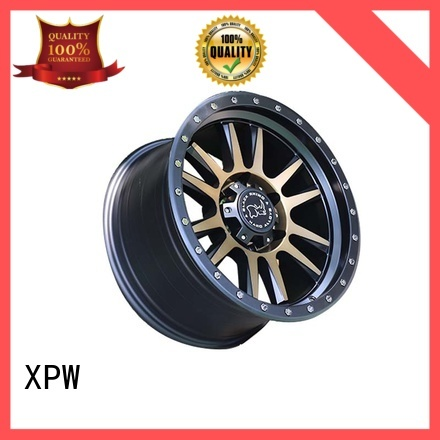 aluminum custom suv rims wholesale for SUV cars XPW