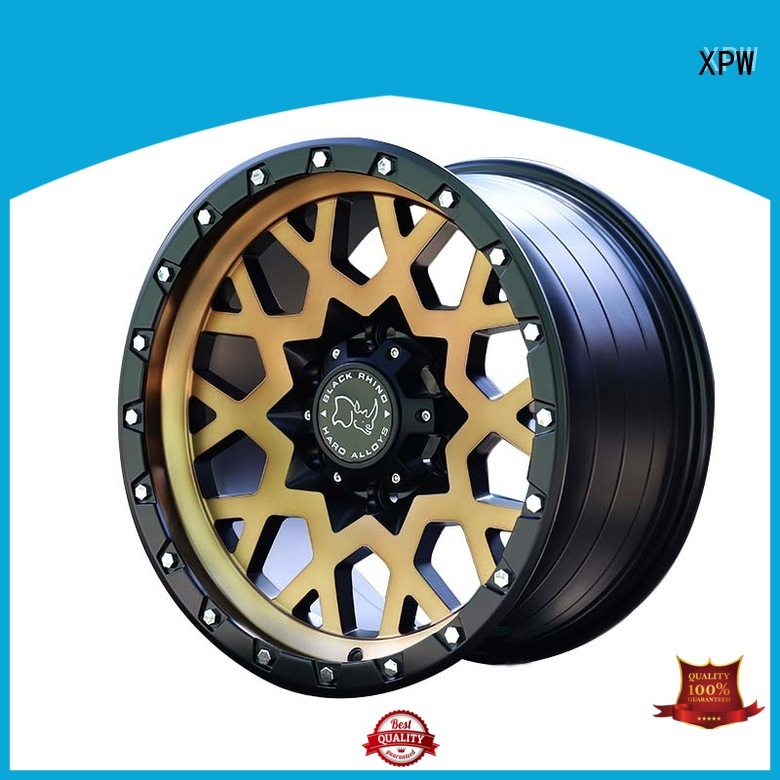 XPW durable best suv rims customized for cars