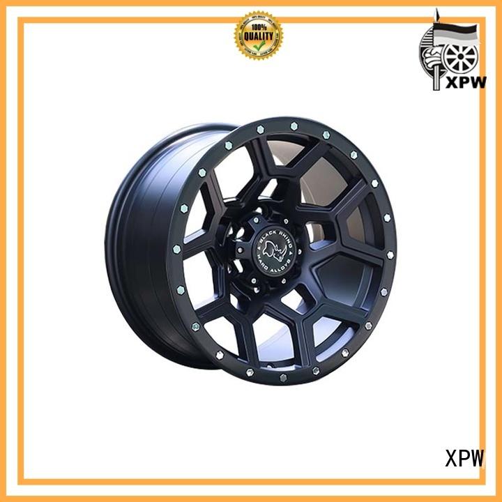 XPW effcient oem wheels design for vehicle