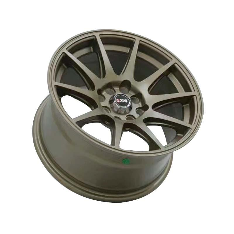 15 inch chrome wheels power coating for Honda series XPW-1