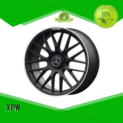 XPW cost-efficient mercedes benz chrome rims manufacturing for cars