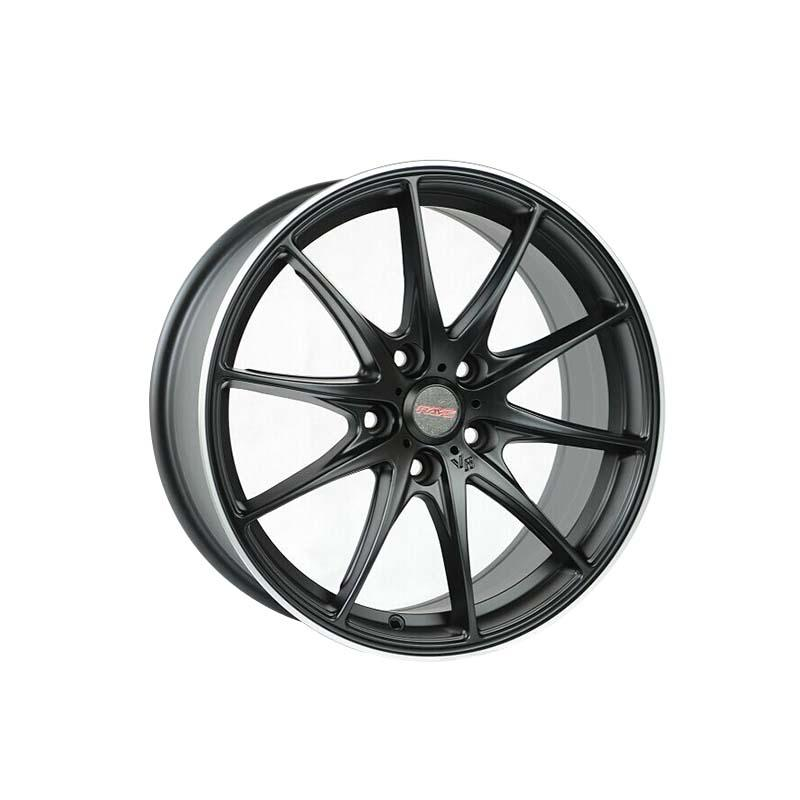 cost-efficient 18 black rims silver customized for cars-1