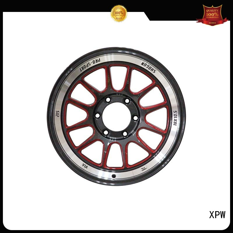 cost-efficient 18 chevy wheels auto manufacturing for Honda series