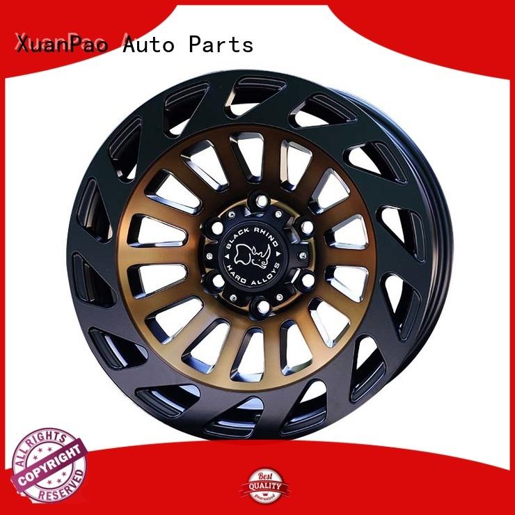 durable black suv wheels aluminum wholesale for vehicle