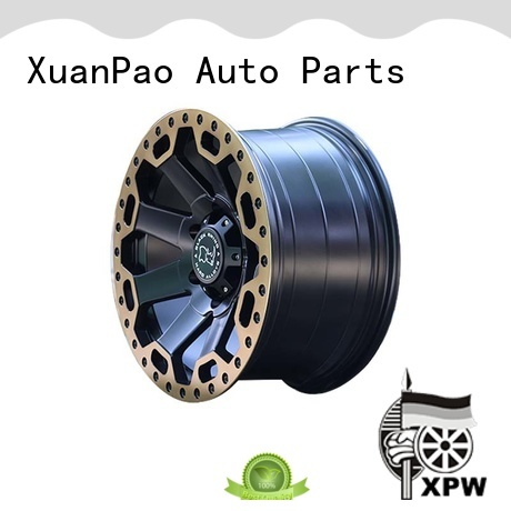 professional 18 inch suv rims alloy wholesale for cars