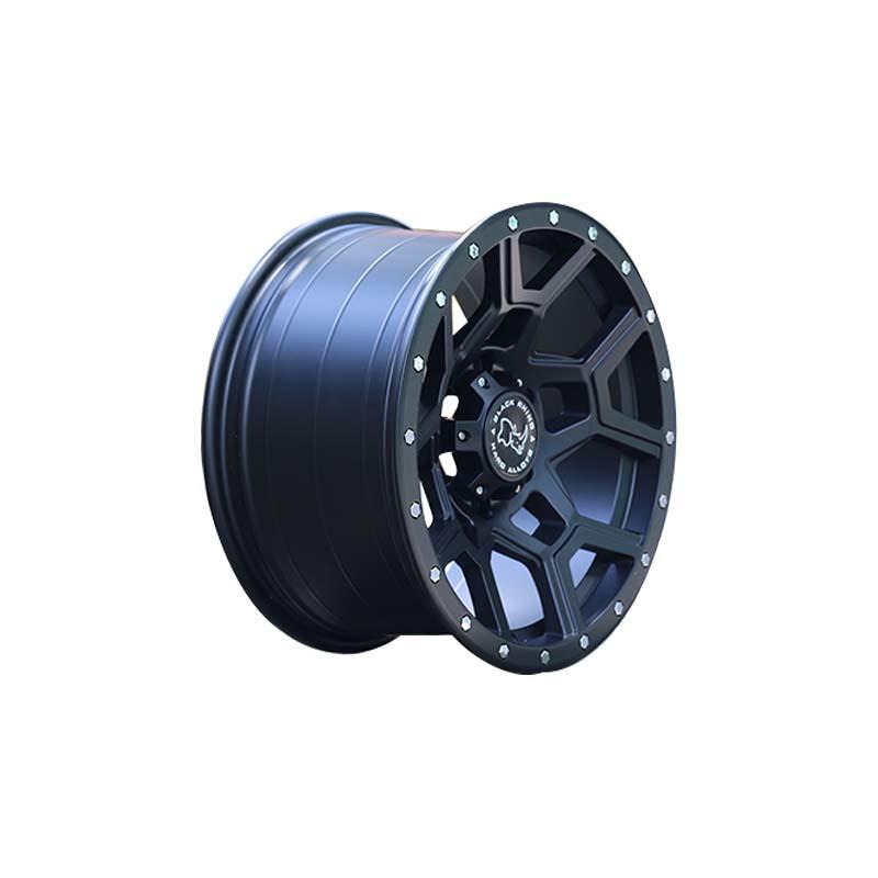 suv off road wheels black with bronze face for SUV cars XPW-1