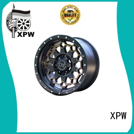 XPW professional 20 inch suv rims customized for SUV cars