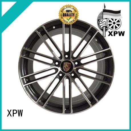 XPW low-pressure casting 22 inch porsche cayenne rims wholesale for vehicle