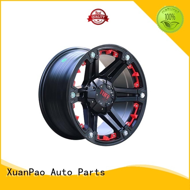 effcient custom suv rims aluminum design for SUV cars