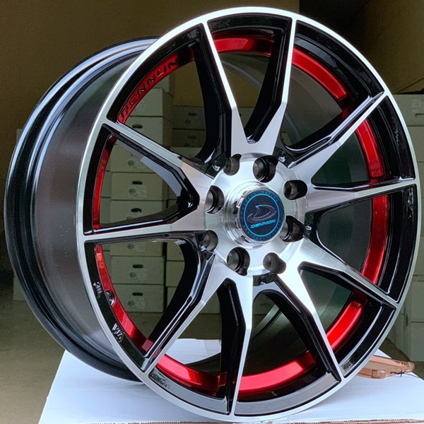 long lasting 15 wheels aluminum manufacturing for cars-2