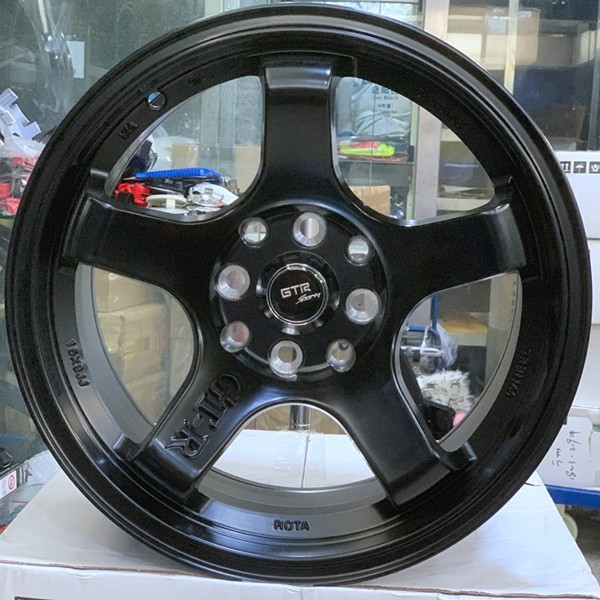 high quality 15 inch trailer rims white wholesale for vehicle-2