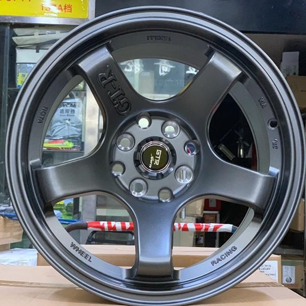 XPW fashion 15 inch chrome rims design for cars-3