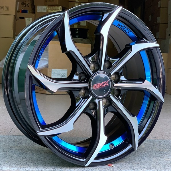 XPW white 15 4x100 steel wheels wholesale for Honda series