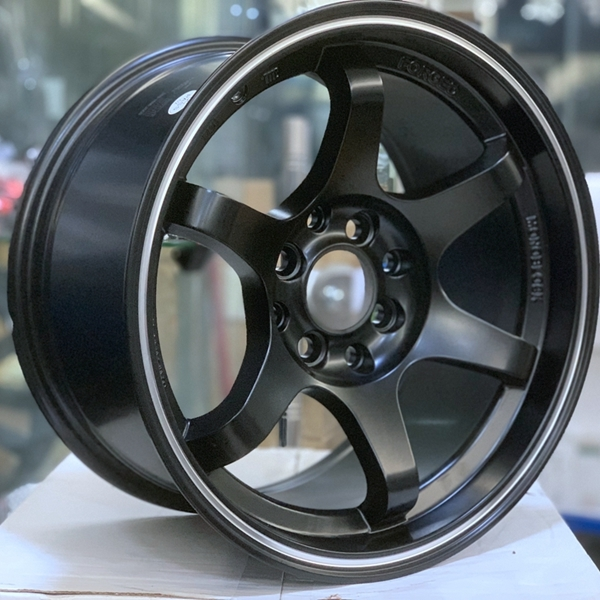 XPW power coating 15 inch alloy rims wholesale for vehicle