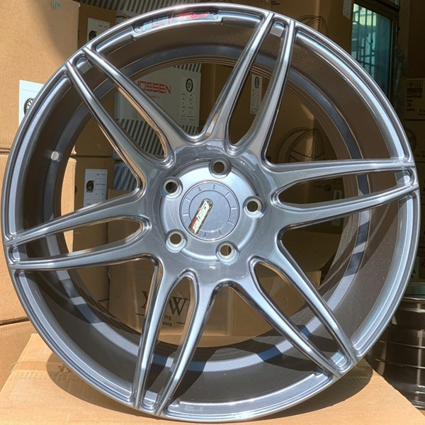 XPW silver 18 inch black wheels OEM for Honda series-4