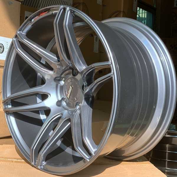 XPW silver 18 inch black wheels OEM for Honda series