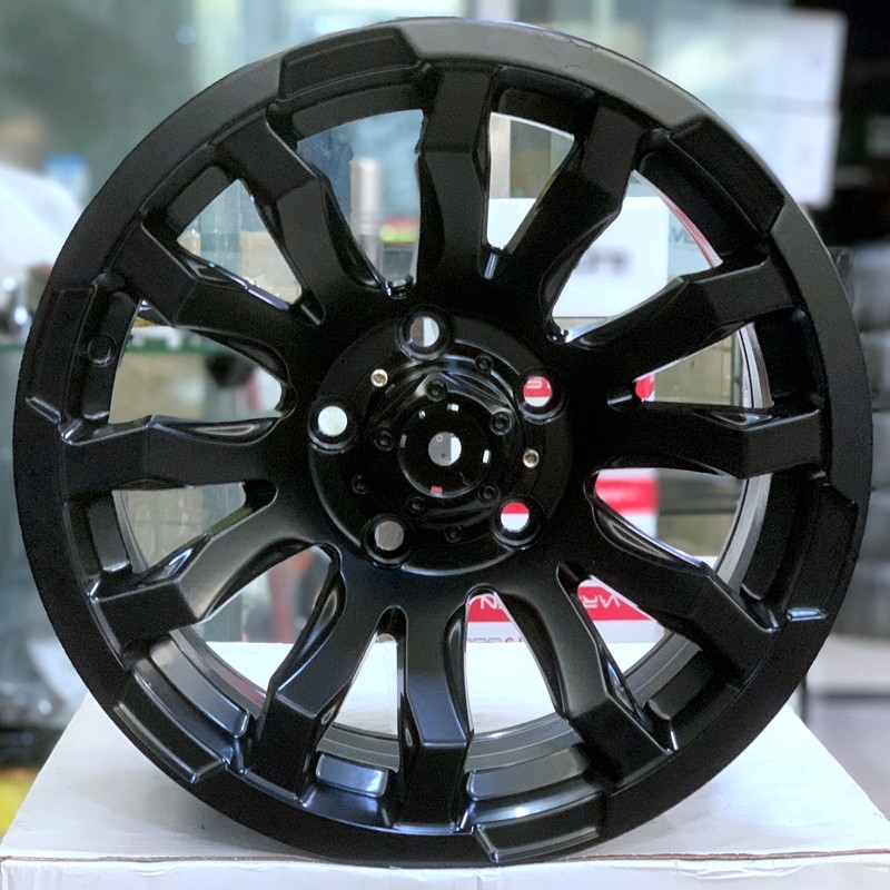 XPW power coating 15 inch 4 bolt rims design for Toyota-3