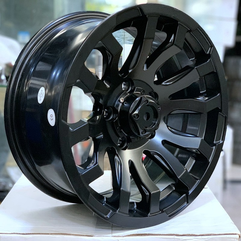 XPW power coating 15 inch 4 bolt rims design for Toyota