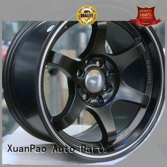 long lasting 4x100 wheels 15 black wholesale for cars