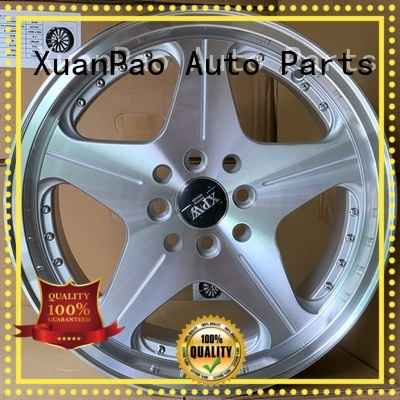 cost-efficient 16 inch alloy wheels alloy OEM for vehicle