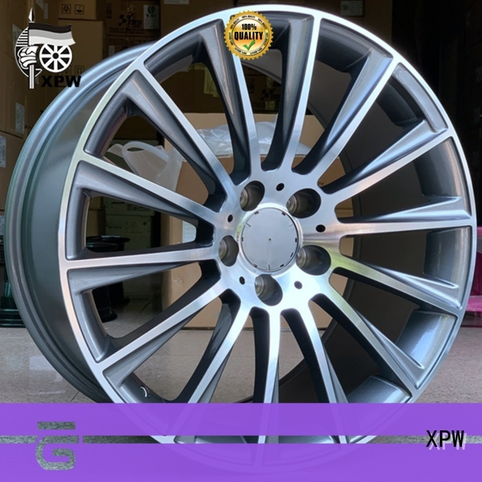 XPW 20 custom wheels manufacturing for car