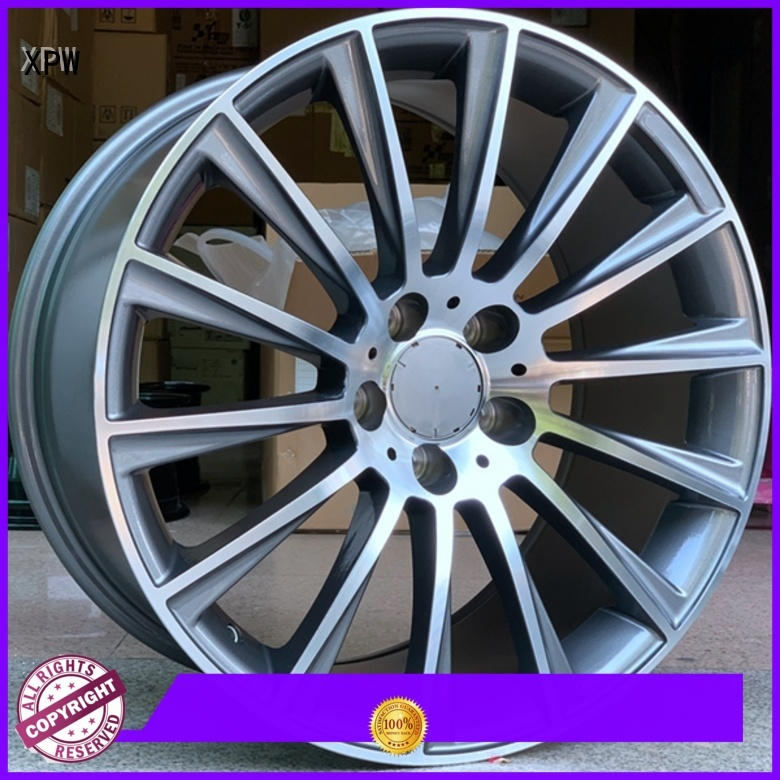 XPW good price 19 inch wheels wholesale for vehicle