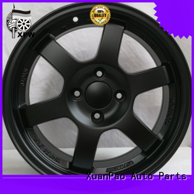 XPW custom 15 inch truck wheels manufacturing for Honda series