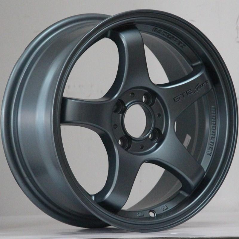 XPW professional black chrome wheels wholesale for Toyota-3