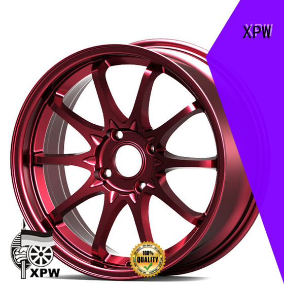 XPW high quality 16 inch truck wheels manufacturing for cars