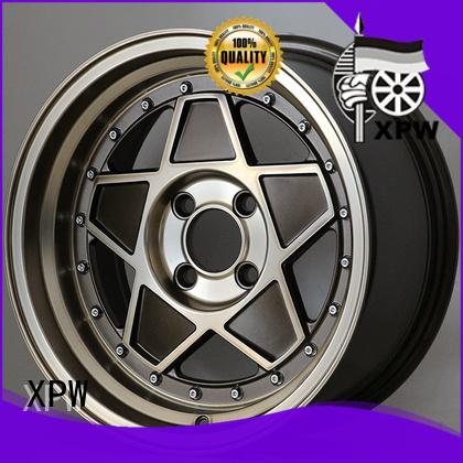 XPW aluminum 15 rims for sale wholesale for vehicle