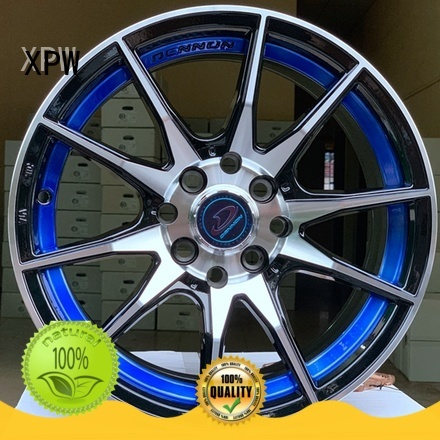 fashion 15x6 steel wheels aluminum design for cars