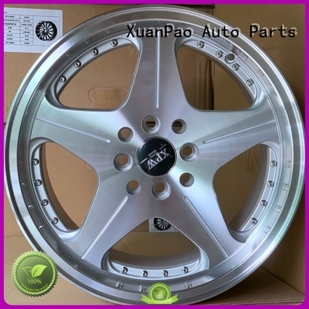 high quality 16 inch off road wheels low-pressure casting wholesale for vehicle