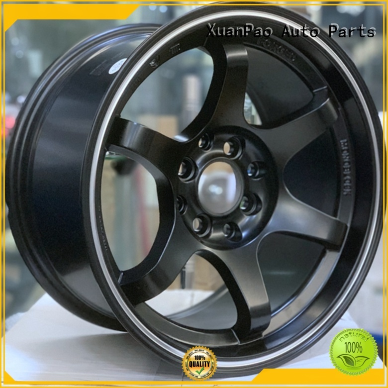 XPW cost-efficient 15 4x100 steel wheels wholesale for vehicle