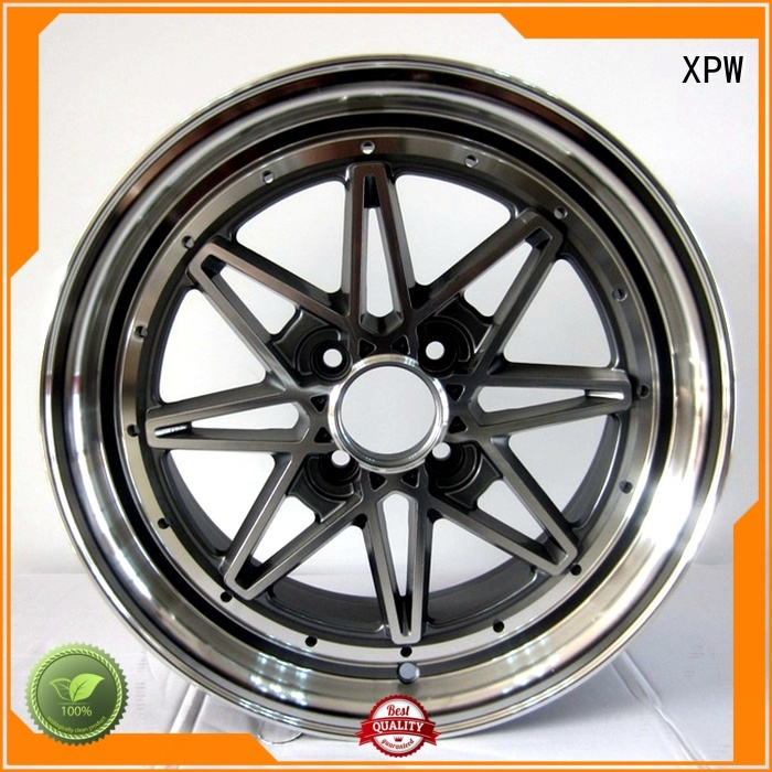 professional 15 inch steel wheels novel design with beautiful shape wholesalefor cars