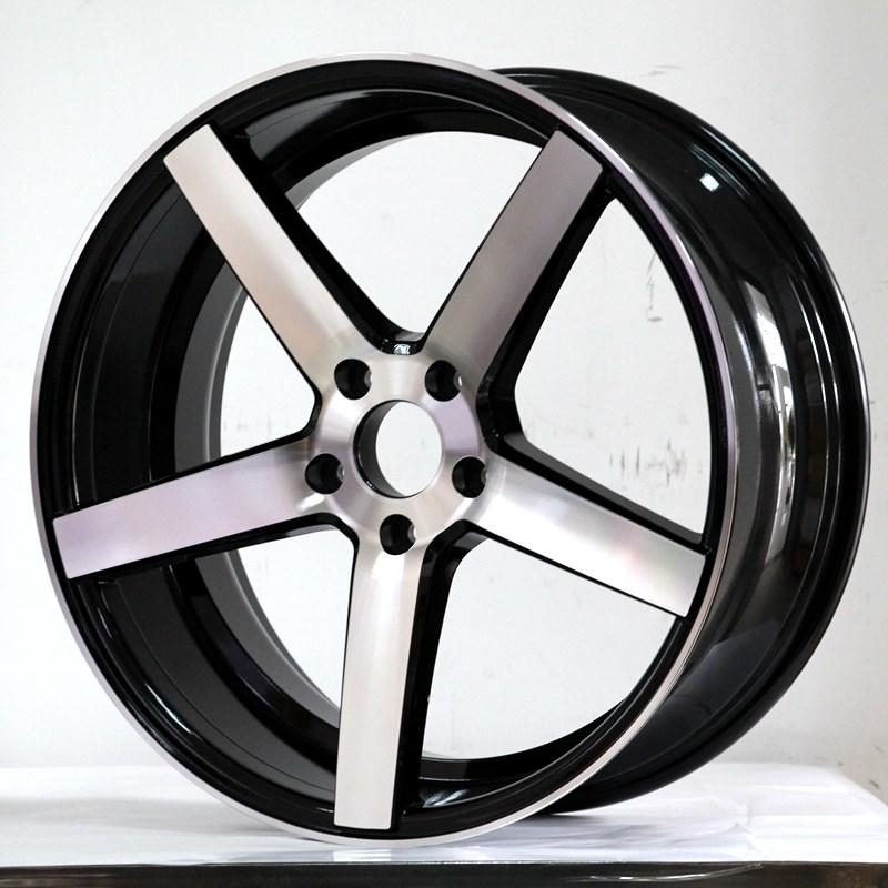 XPW black 16 inch wheels manufacturing for vehicle-1