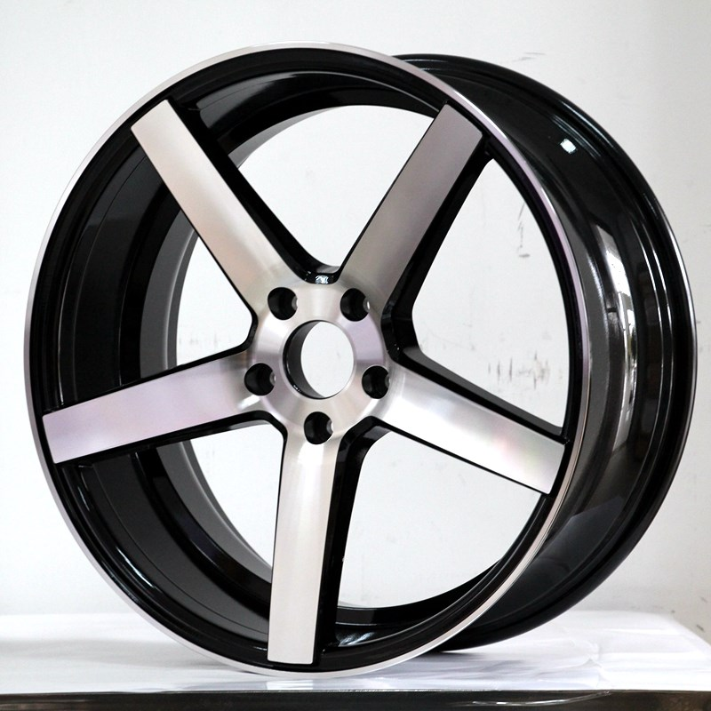 cost-efficient 17 inch black alloys aluminum manufacturing for Toyota-1