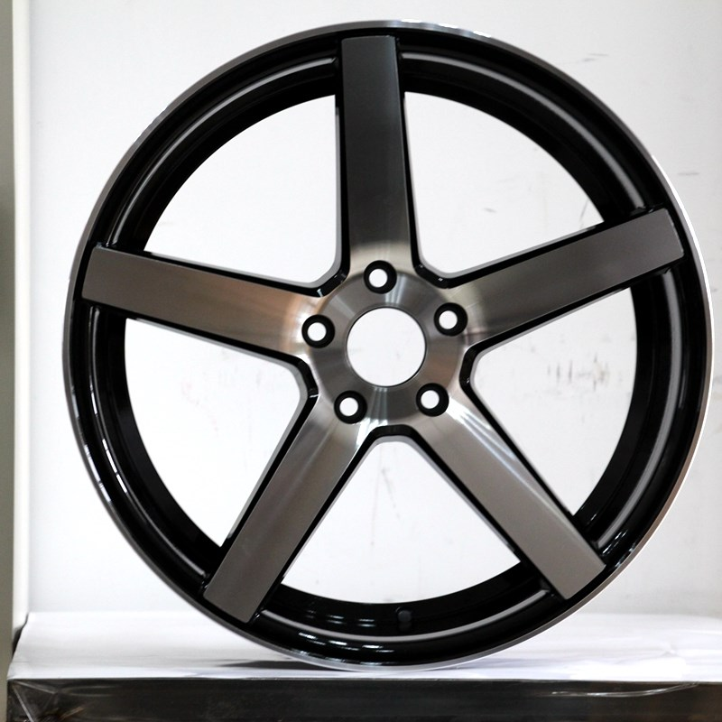 cost-efficient 17 inch black alloys aluminum manufacturing for Toyota-2